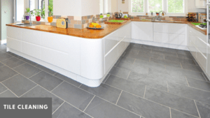 Tile & Grout Cleaning here